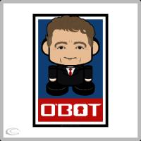 Rand Paul Politico'bot Toy Robot 2.0