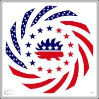 Libertarian Murican Patriot Flag