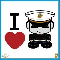 I Heart the Marines 1.0