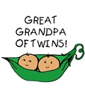 Great Grandpa of Twins