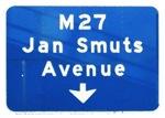 Jan Smuts Avenue