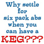 Why Settle For Six Pack Abs When You Can Have A Ke