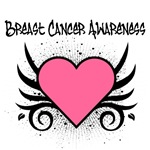 Breast Cancer Awareness Tattoo Shirts & Gifts