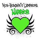 Non-Hodgkin's Lymphoma Warrior Tattoo Shirts