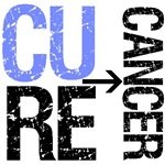 Cure (Esophageal) Cancer Gear, Shirts & Gifts