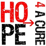 Hope 4 a Cure Cancer T-Shirts & Gifts