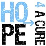 Hope 4 a Cure Prostate Cancer T-Shirts & Gifts