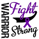 Pancreatic Cancer Warrior Fight Strong Shirts