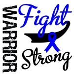 Colon Cancer Warrior Fight Strong Shirts & Gifts