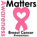 Breast Cancer Awareness Matters T-Shirts