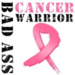 Bad Ass Breast Cancer Warrior T-Shirts & Gifts