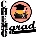 Chemo Grad Endometrial Cancer Shirts
