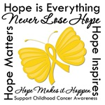 Childhood Cancer Hope is Everything