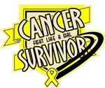 Sarcoma Cancer Survivor Shirts and Gifts