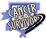 Esophageal Cancer Survivor Shirts