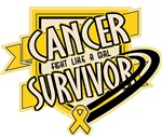 Childhood Cancer Survivor Shirts