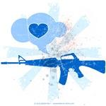 Love = War: Rifle