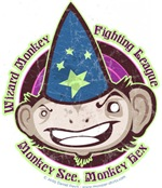 Wizard Monkey Fighting League