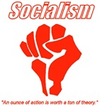 Socialist Action Fist Section