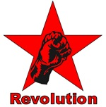 Commie Revolution Star Fist Section