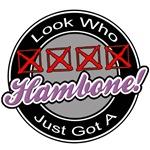 Look Who Just Got a Hambone!