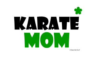 Karate Mom 1 (Grass)