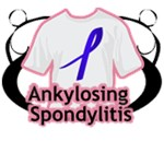 Ankylosing Spondylitis Shirts and Apparel AS