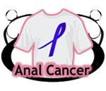Anal Cancer T-Shirts and Merchandise