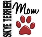 Skye Terrier Mom Shirts, Gifts, and Merchandise