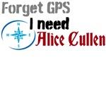 Alice Cullen GPS