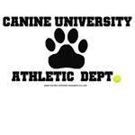 Canine University - Paw Print