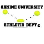 Canine University Athletic Dept.