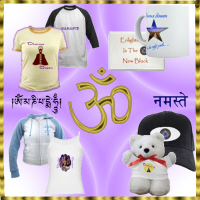 Spiritual Enlightenment T-shirts and Gifts