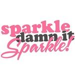 Sparkle damn it Sparkle!