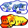 Love Hate anti nuclear