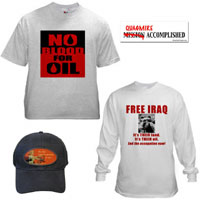 No More Wars for Oil