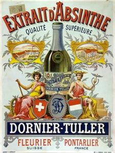 Absinthe Dornier-Tuller