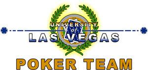 University of Las Vegas Poker Team