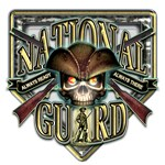US Army National Guard Shield