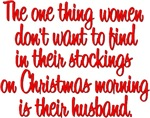 Women Don't Want for Christmas