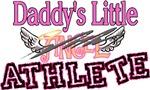 Daddy's Little Athlete