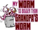 Grandpa's Worm