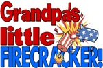 Grandpa's Little Firecracker