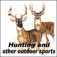Hunting, ATV's & Camping