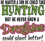 Daughters Shoot Better