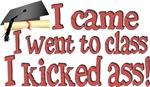 Kicked Ass Graduate