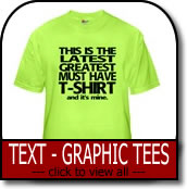 Quotes & Attitudes T-shirts & Gifts