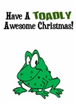 Have a TOADLY Awesome Christmas!