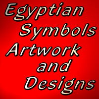 Egyptian Symbols Designs Tattoo