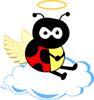 Ladybug Angel